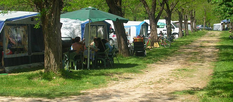 Camping Holidays in Picardy, France