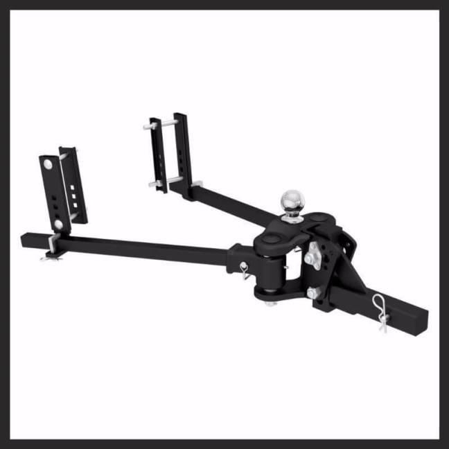 CURT TruTrack Hitch
