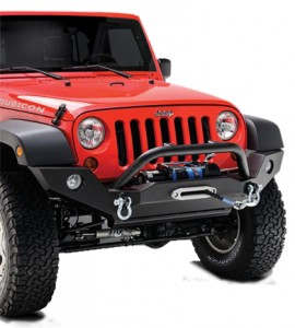 Paramount Automotive (51-0361): 2007-2015 Jeep JK Xtreme Offroad Crawler Front Bumper