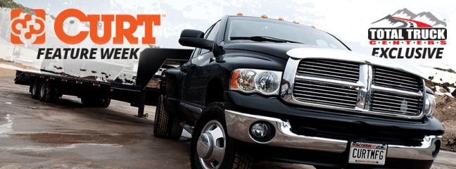 CURT: Total Truck Centers' Featured Vendor