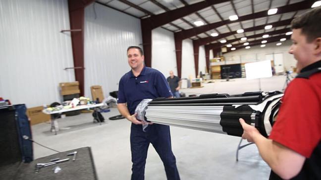 In the Garage with Chris Fleeman - BAK Industries