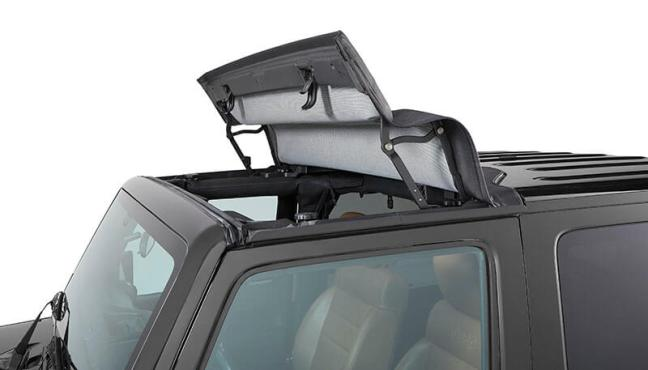 Bestop: Sunrider for Hardtop Outside