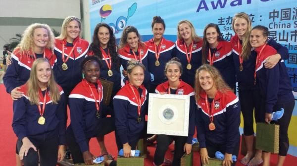 Total Waterpolo | USA Women Continue Tourney Title Streak ...