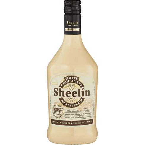 Sheelin White Chocolate 750ml