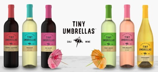 Tiny Umbrellas | Cali Wine