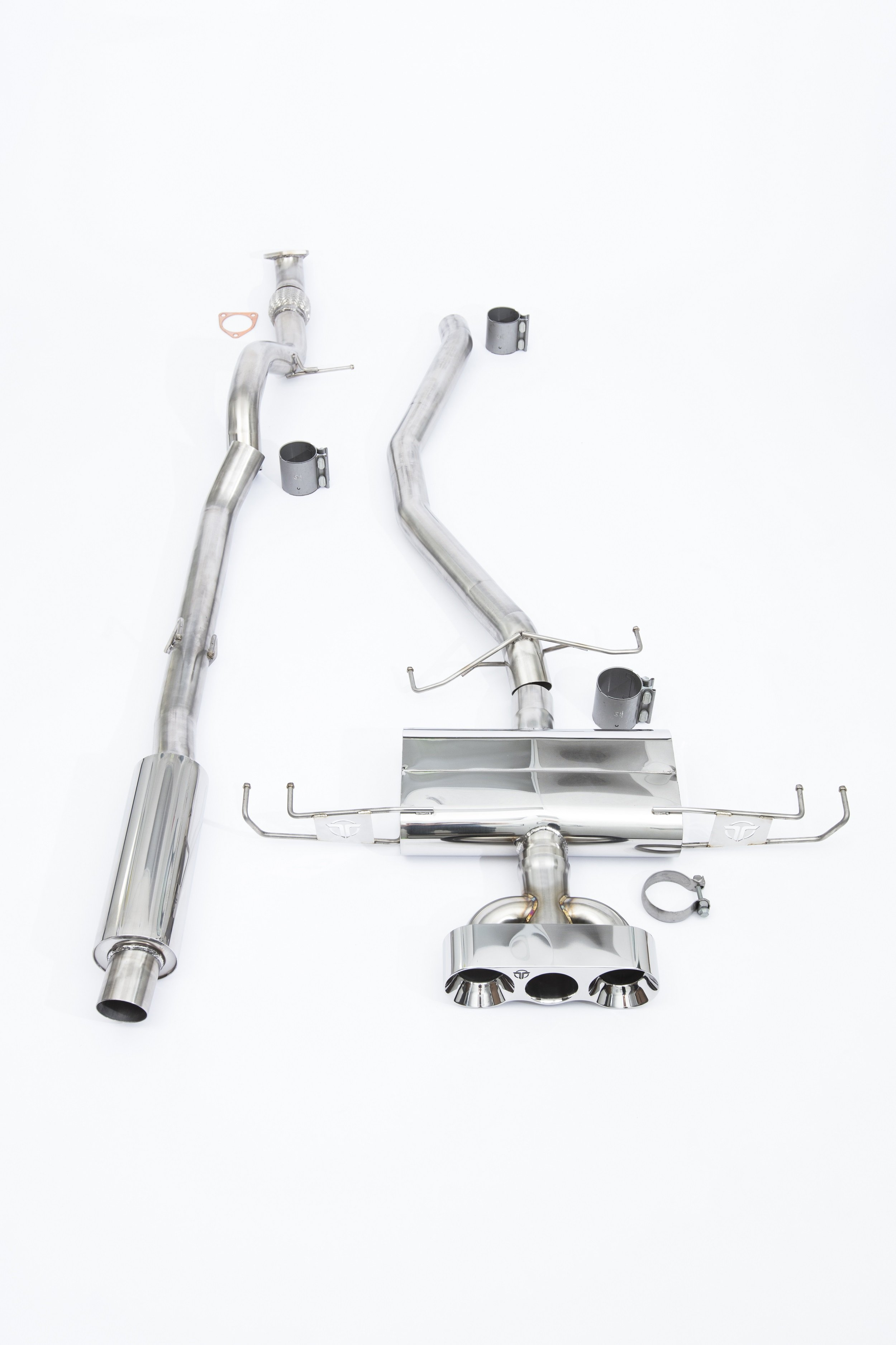 Thermal R Amp D Catback Exhaust Civic Type R