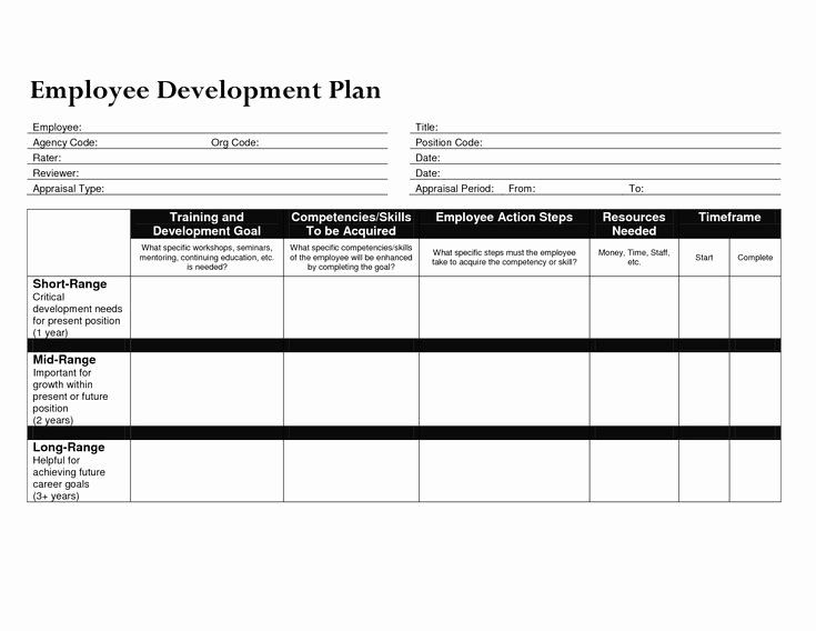 Once a pip is signed, both the manager and the employee must work together to execute it. 3 Step Easy Employee Development Plan Examples Included