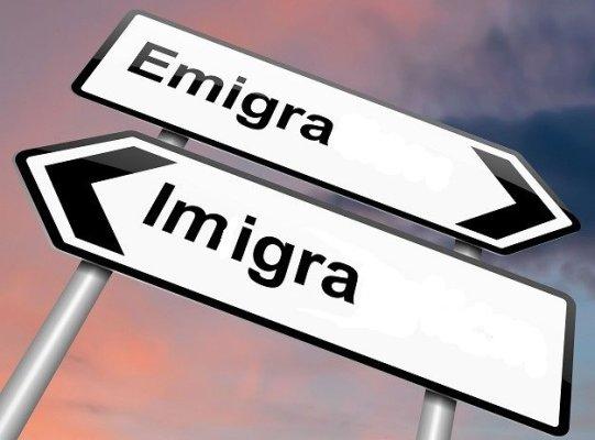 emigra si imigra