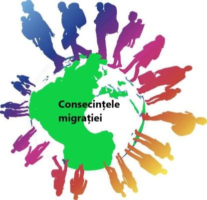 consecintele migratiei