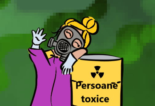 persoane toxice