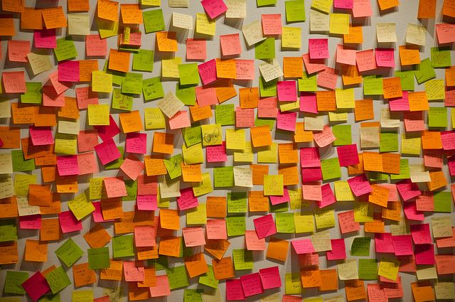 evernote post it