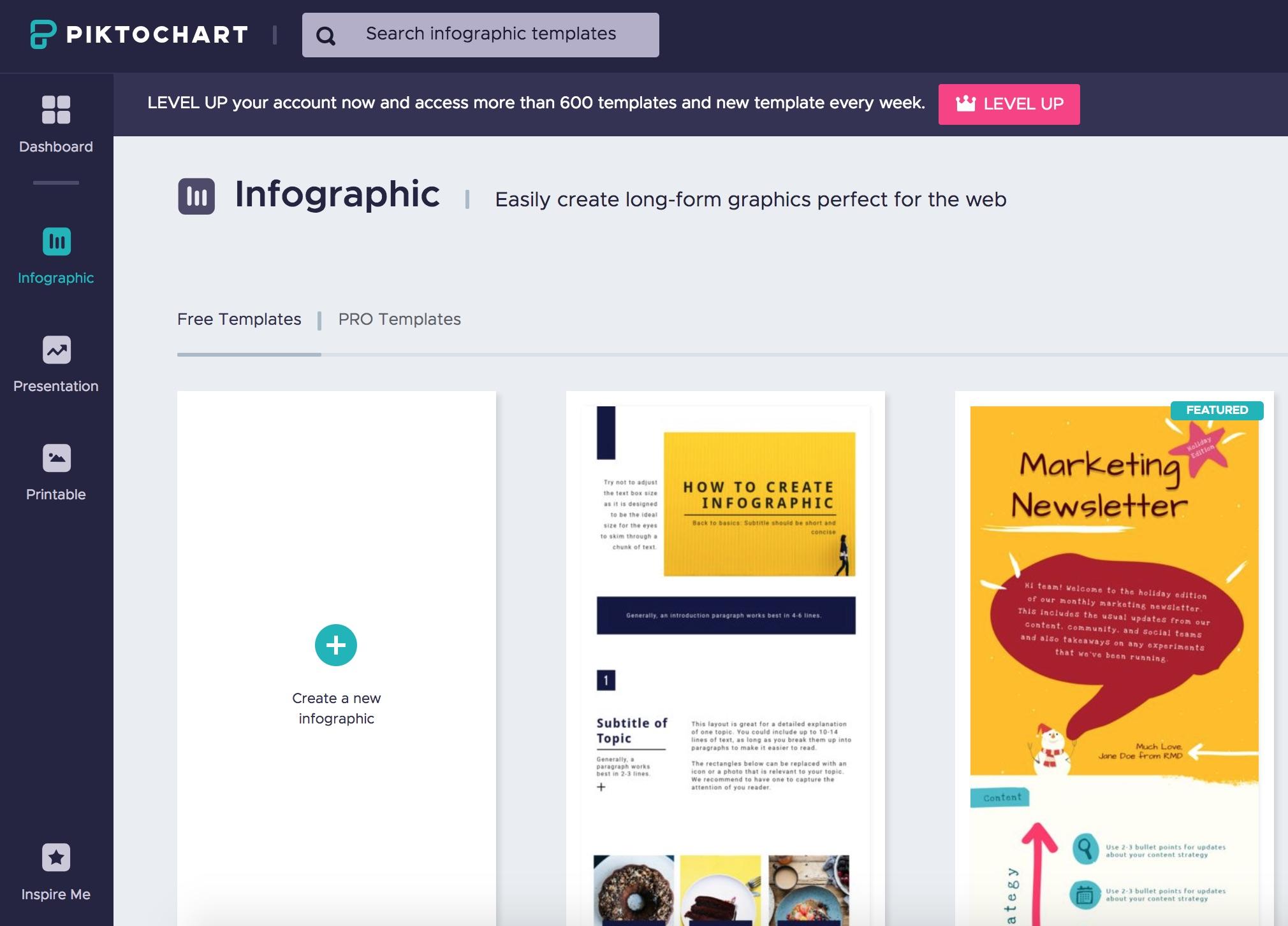 374bd9930b984 Cómo crear bellas infografías sin saber diseño gráfico
