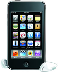 iPod en el aula