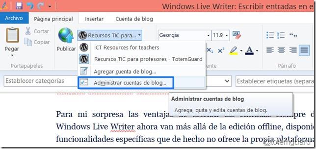 windows_live_writer_administrar_cuentas_de_blog_
