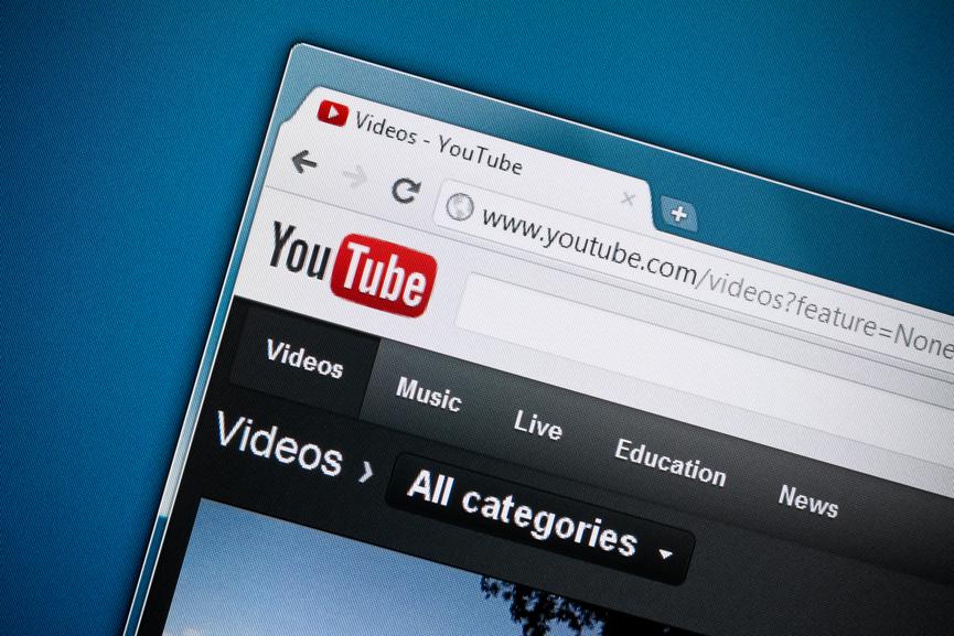 funcionalidades youtube educación