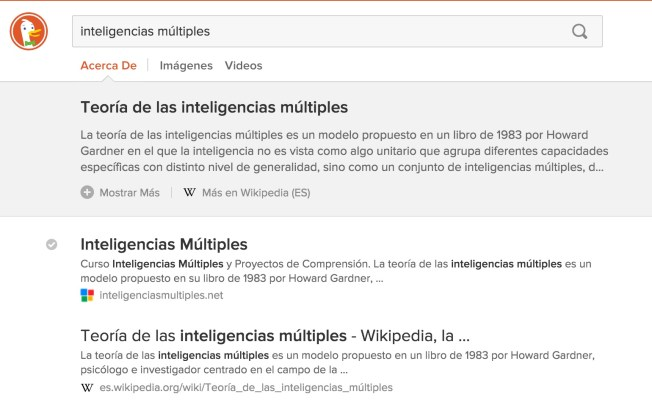 duckduckgo alternativa google