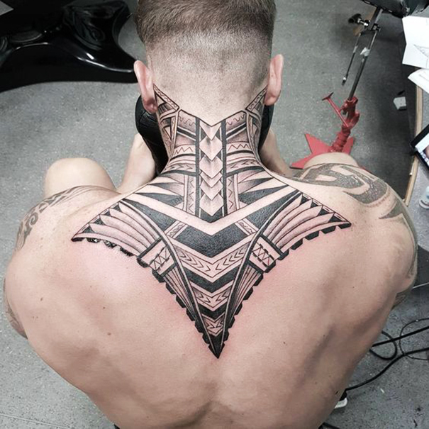 Outstanding Facts About Polynesian Tattoo Totem Tattoo