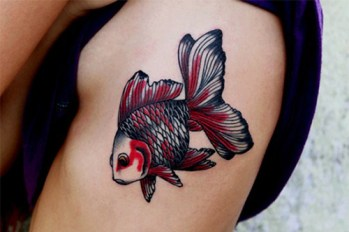 fish tattoo designs - totem tattoo