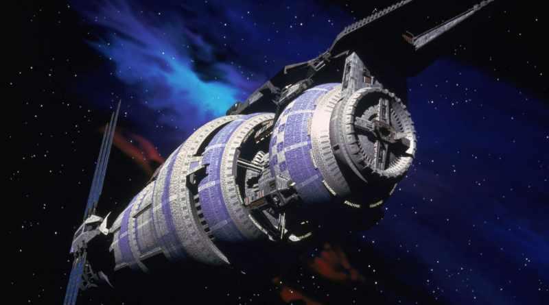 Babylon 5 estación