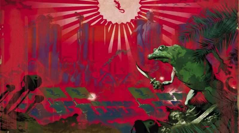 La Guerra de las Salamandras de Enrique Corominas