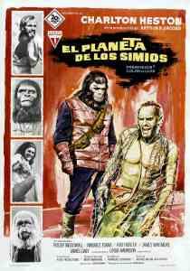 Cubierta El planeta de los simios
