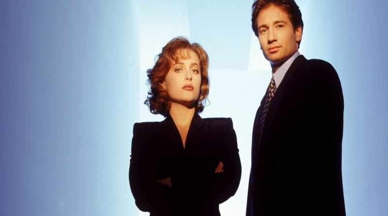 Expediente X: Mulder y Scully