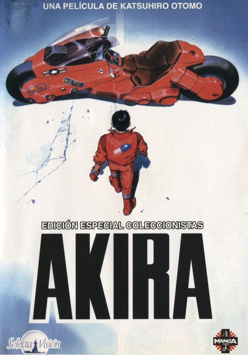 caratula de Akira