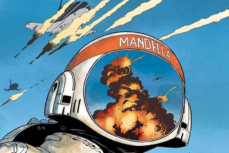 La guerra interminable, portada del cómic nº1