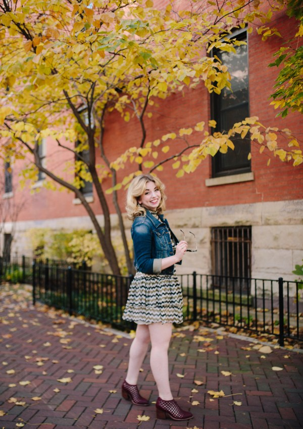 Creating the Perfect Fall Outfit: How To Mix Autumnal Hues and Prints