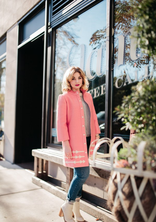 How To Incorporate A Statement Coat Into Your Winter Wardrobe