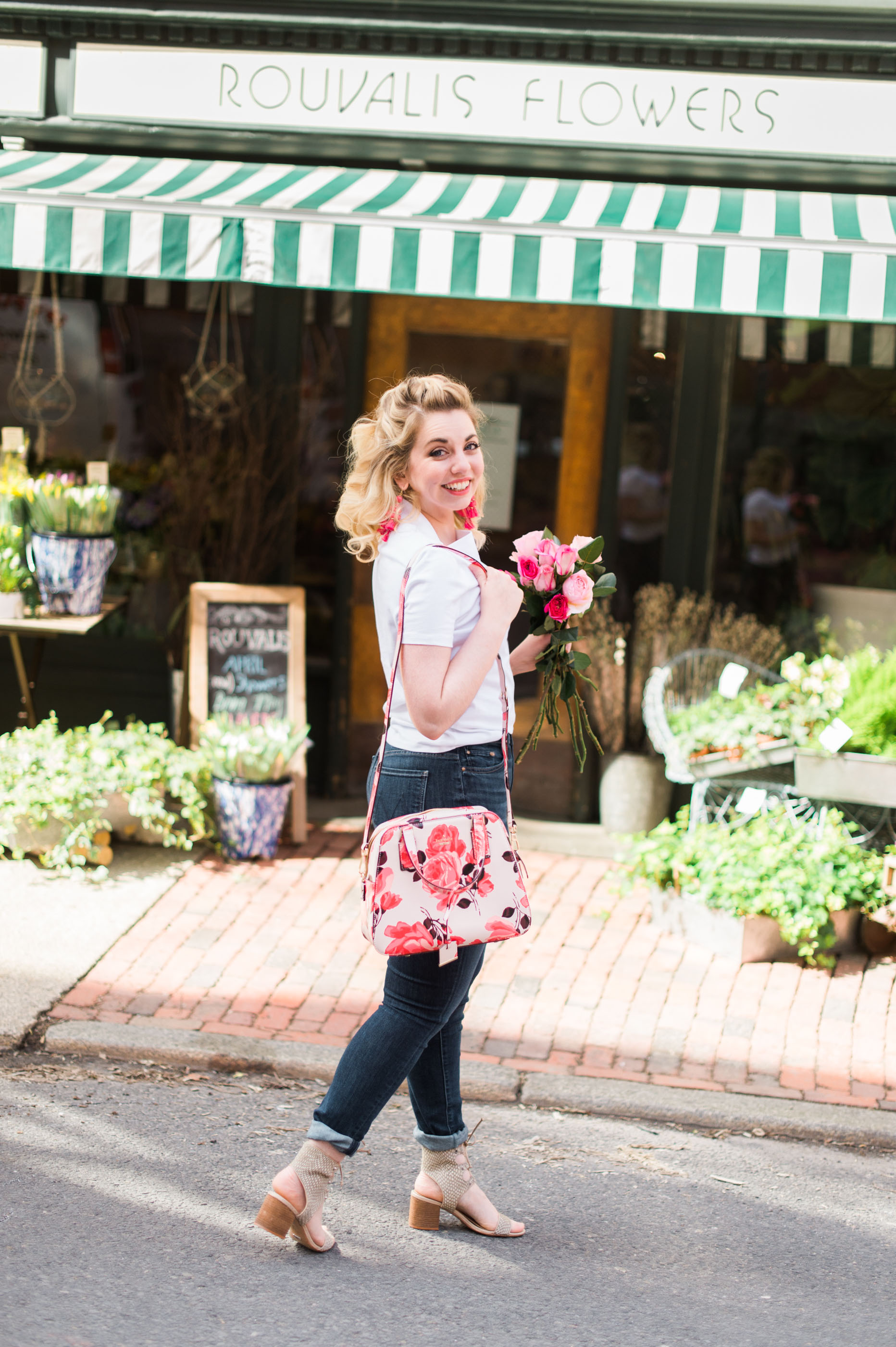How To Add Spring To Your Outfit | To The 9s: Navigating Fashion & Style