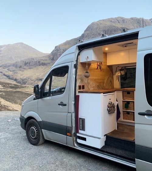 van build essentials