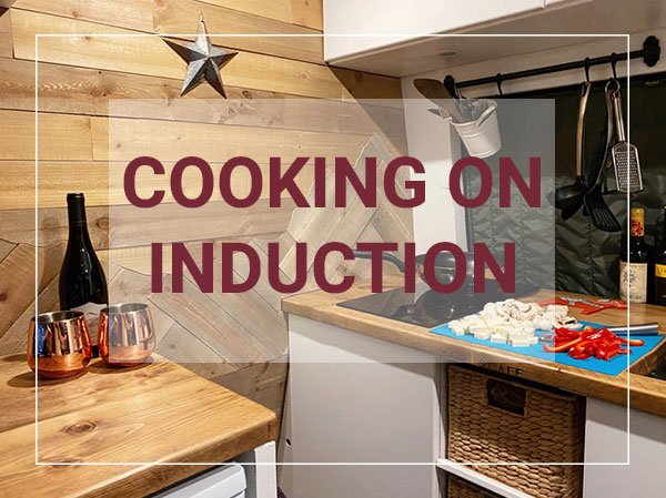 cooking on induction
