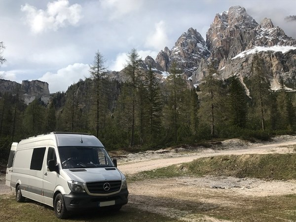 Favourite Overnight Spots Number 4 Italy