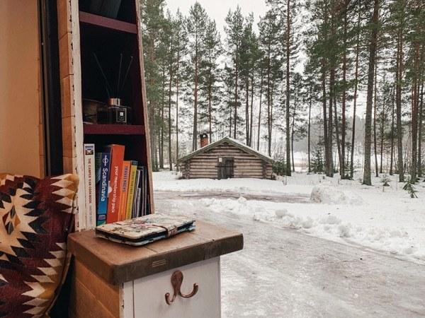 Favourite Overnight Spot Number 5 Sweden