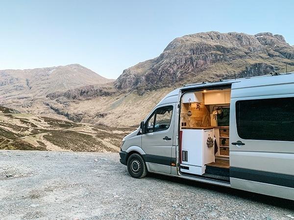 Van Life Saving Money Before hitting Road