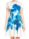 Debbie-Savage-White-Fit-And-Flare-Dress-2