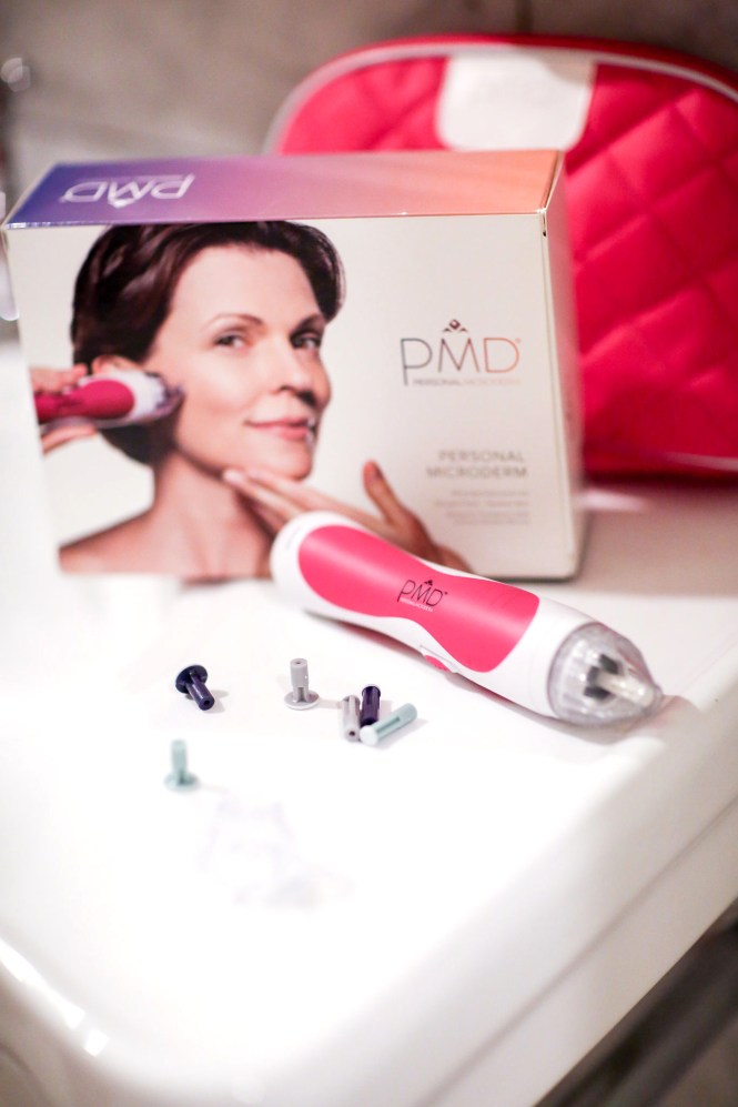 #BrilliantConfidence Skin with PMD Personal Microderm