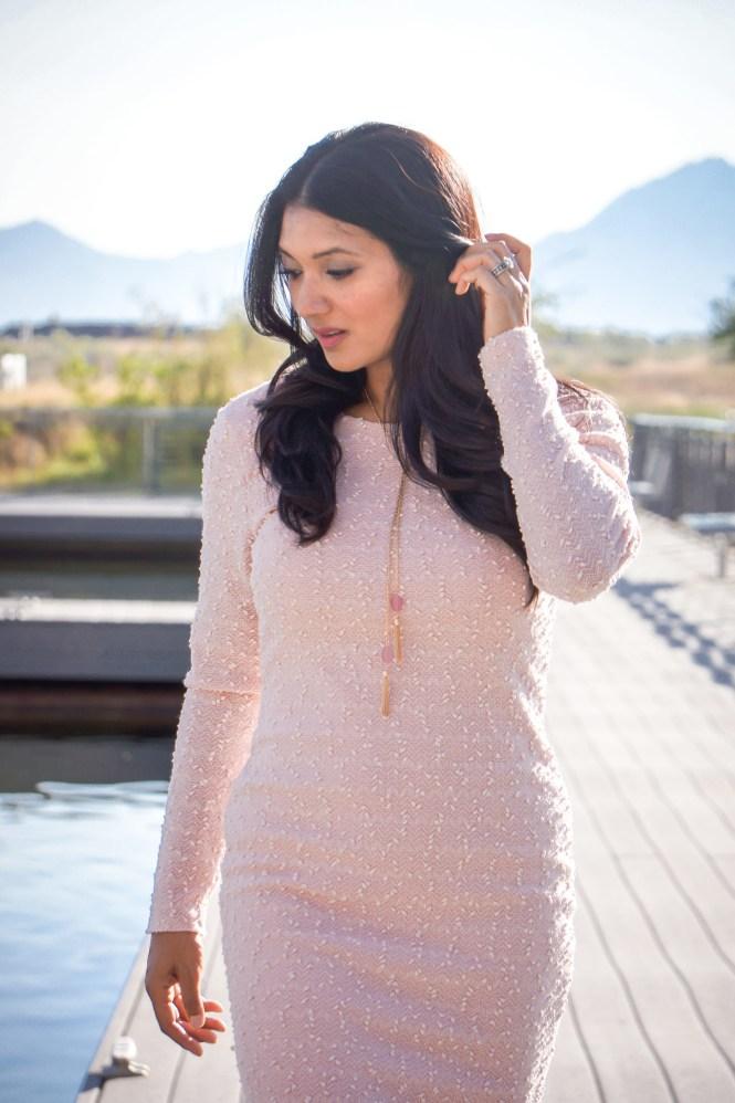 tothineownstylebetrue-pink-bodycon-dress-6