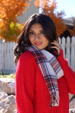 To Thine Own Style Be True | Why You Should Wear Red This Christmas