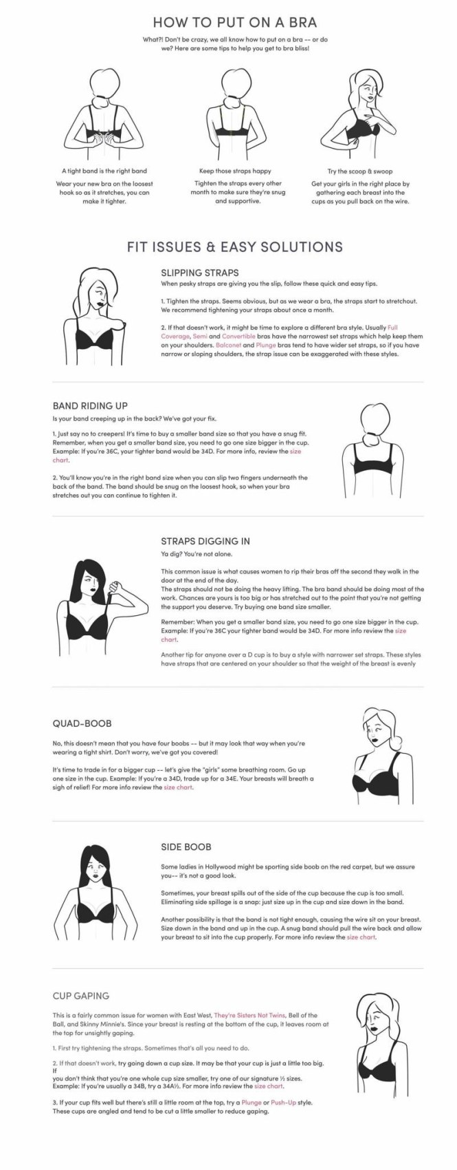 ToThineOwnStyleBeTrue | Debbie Savage | ThirdLove | How to Solve Your Bra-blems