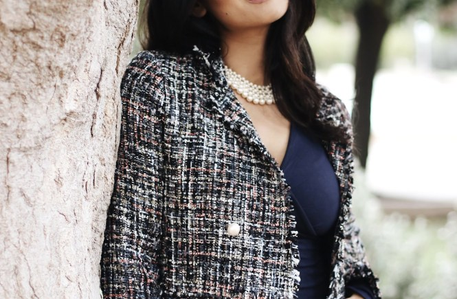 This Season's Trend to Try: Tweed