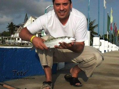 Bonefish de San Andrés