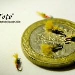 Un Micro Emergente de díptero y los secretos para atar moscas pequeñas… by Toto®