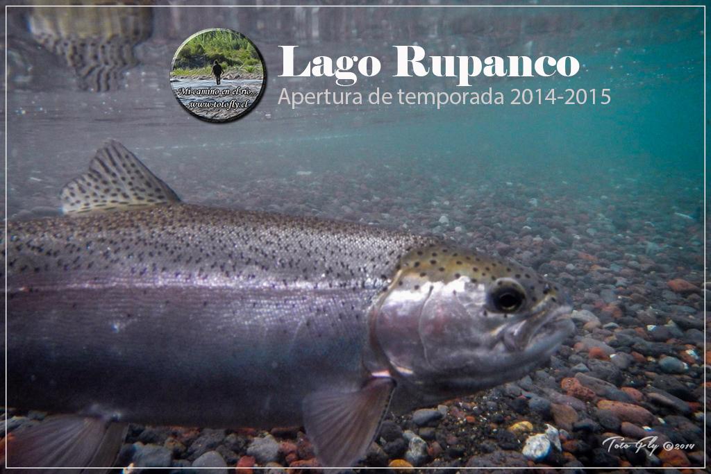 Lago Rupanco - Apertura de temporada 2014-2015