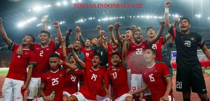 Daftar nama Pemain Timnas Indonesia U22 Sea Games 2017