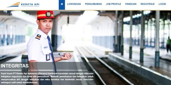 Lowongan Pekerjaan PT Kereta Api Indonesia (KAI) September 2017