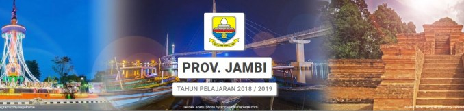 Jadwal Cara Pendaftaran PPDB SMA SMK Negeri Provinsi Jambi Tahun 2018 2019, PPDB Provinsi Jambi