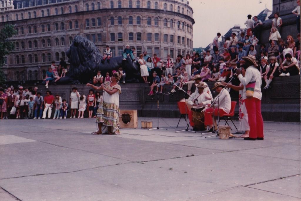 Totó Trafalgar Square