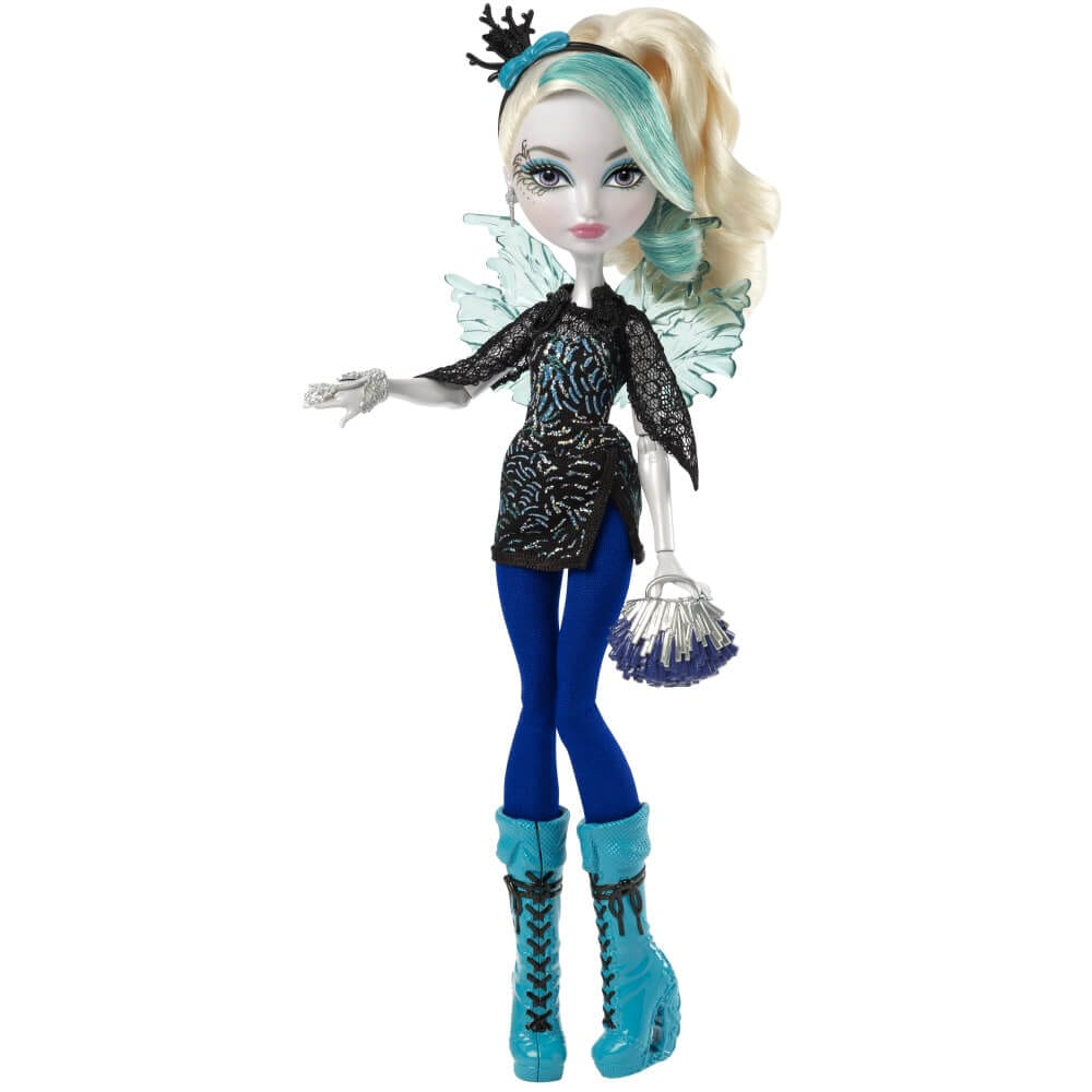 Papusa Faybelle Thorn Ever After High Totorelro